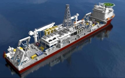 MAC seabed mining vessel
