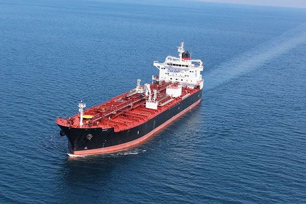 Ohio product tanker