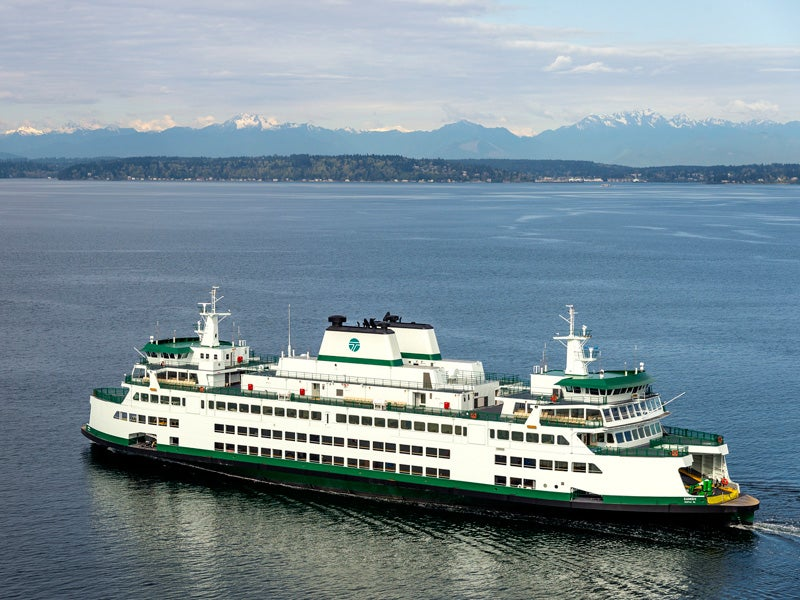 Olympic Class Ferries