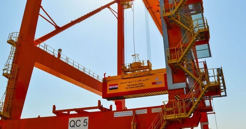 port of umm qasr expansion