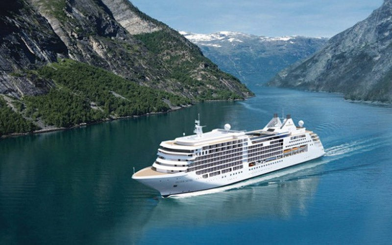 The cruise ship will sail in the waters of Europe, Canada, north and South America, as well as the Caribbean in 2017, covering 130 destinations in 34 countries.