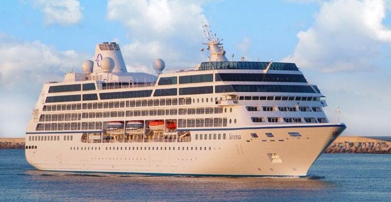 Sirena cruise ship