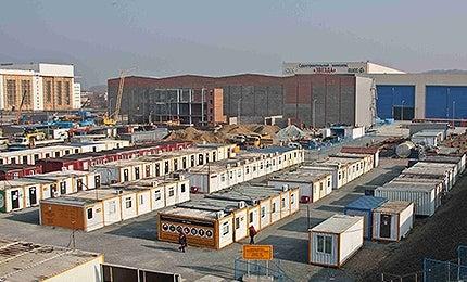 Zvezda Shipbuilding Complex